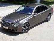 Mercedes Benz E класс  свежая